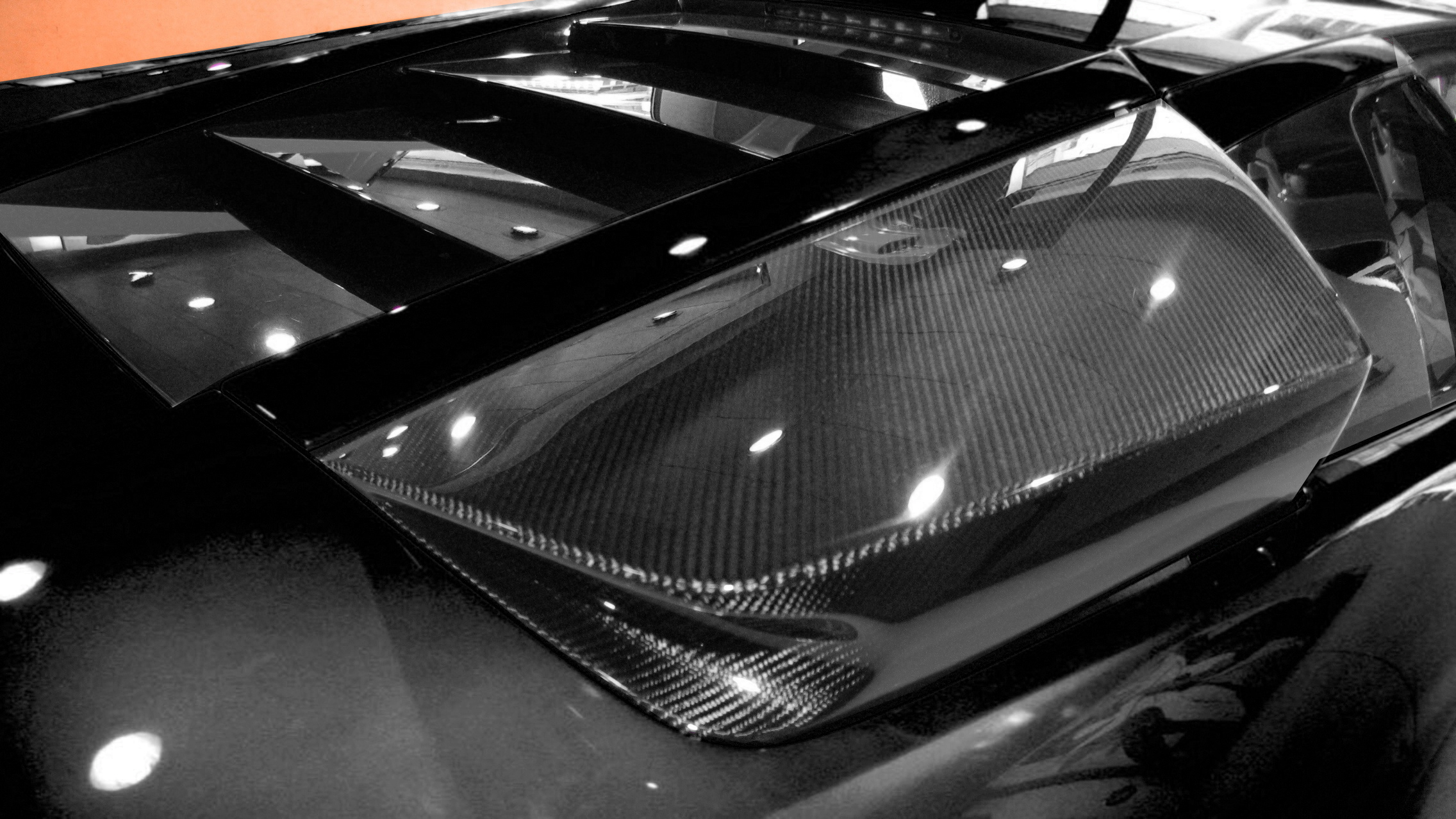 Dmc 2011 Gt Carbon Fiber Body Kit For The Lamborghini Murcielago 2011gt