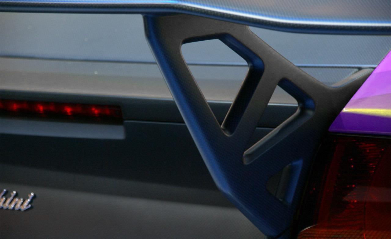 Dmc Lp670sv Carbon Fiber Body Kit For The Lamborghini Murcielago