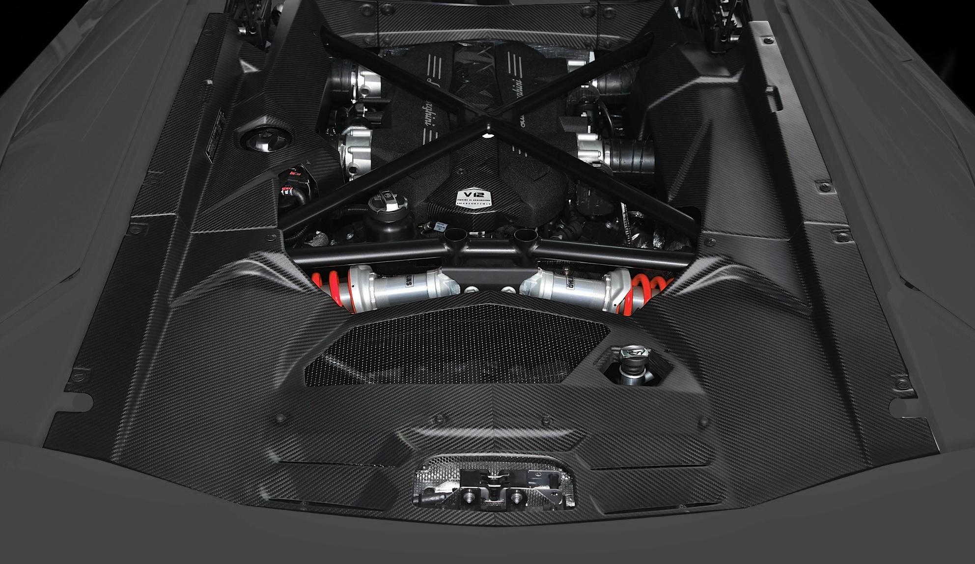 Dmc Molto Veloce Carbon Fiber Body Kit For The Lamborghini Aventador