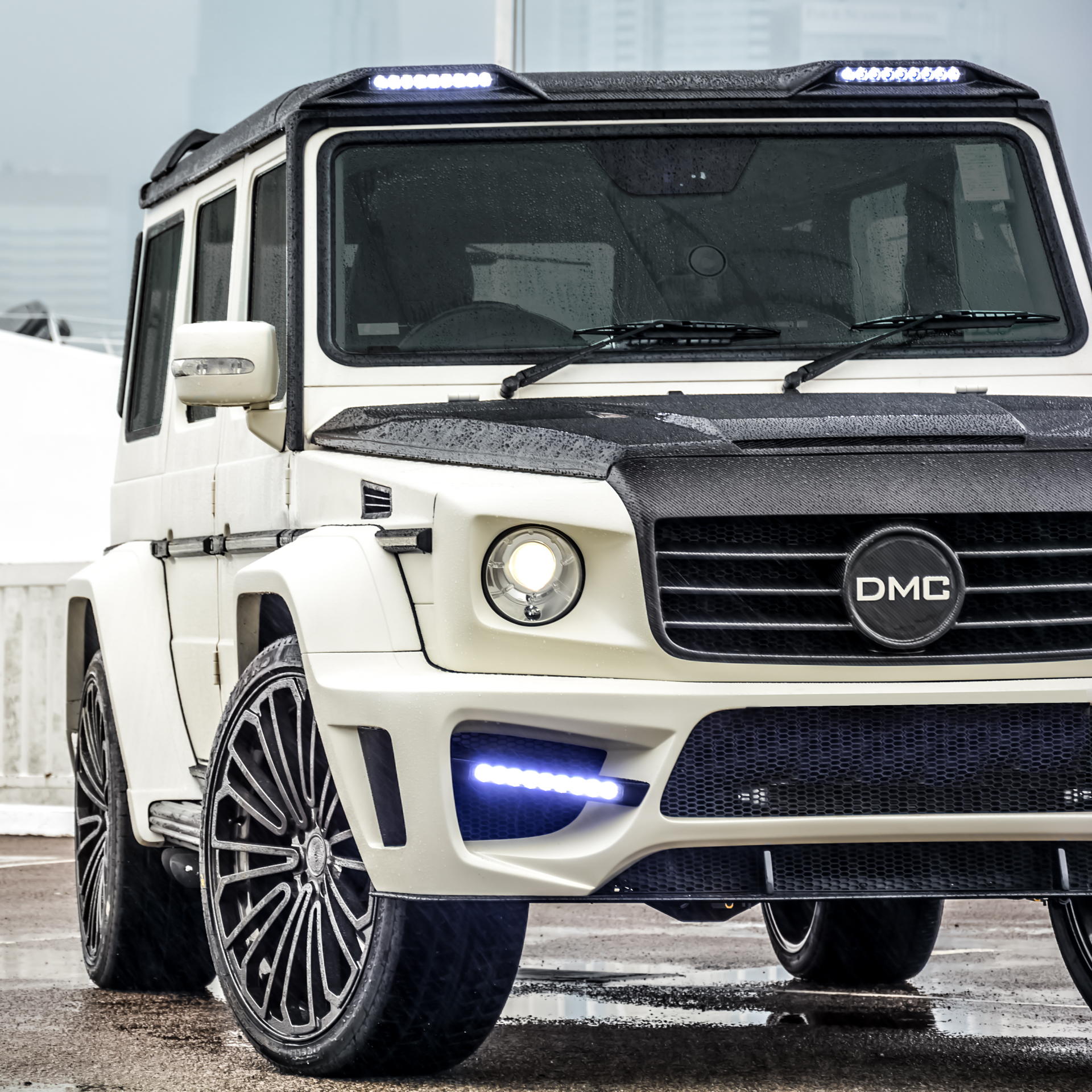 DMC G Class G65 Wide Body Carbon Fiber Kit