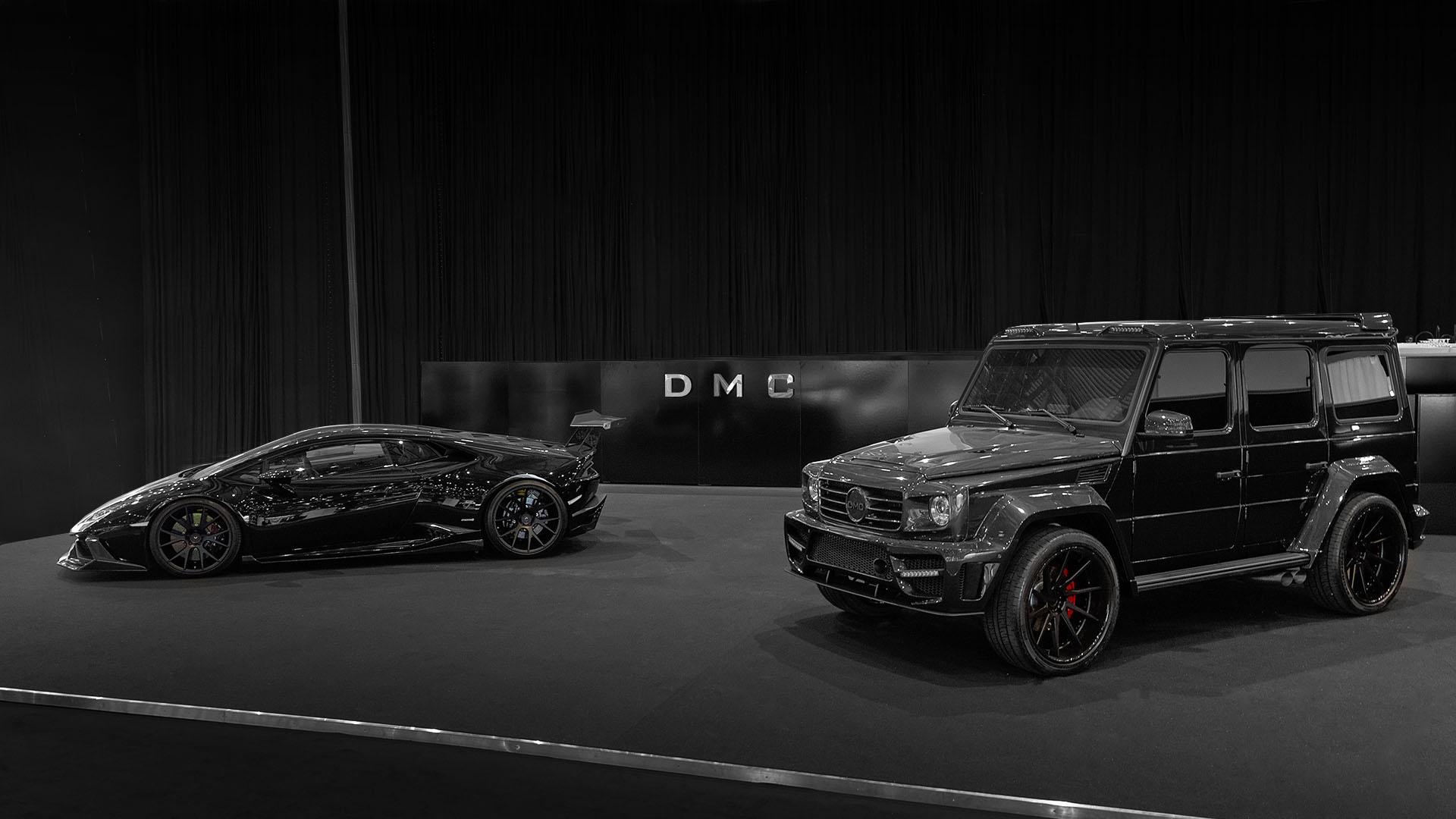 DMC in Geneva