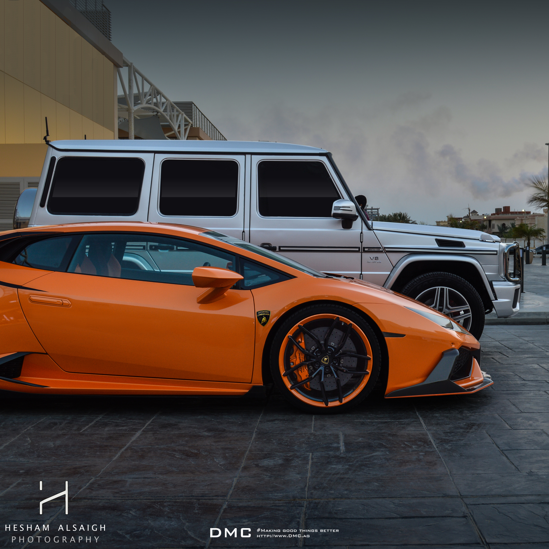 DMC Huracan - Please click