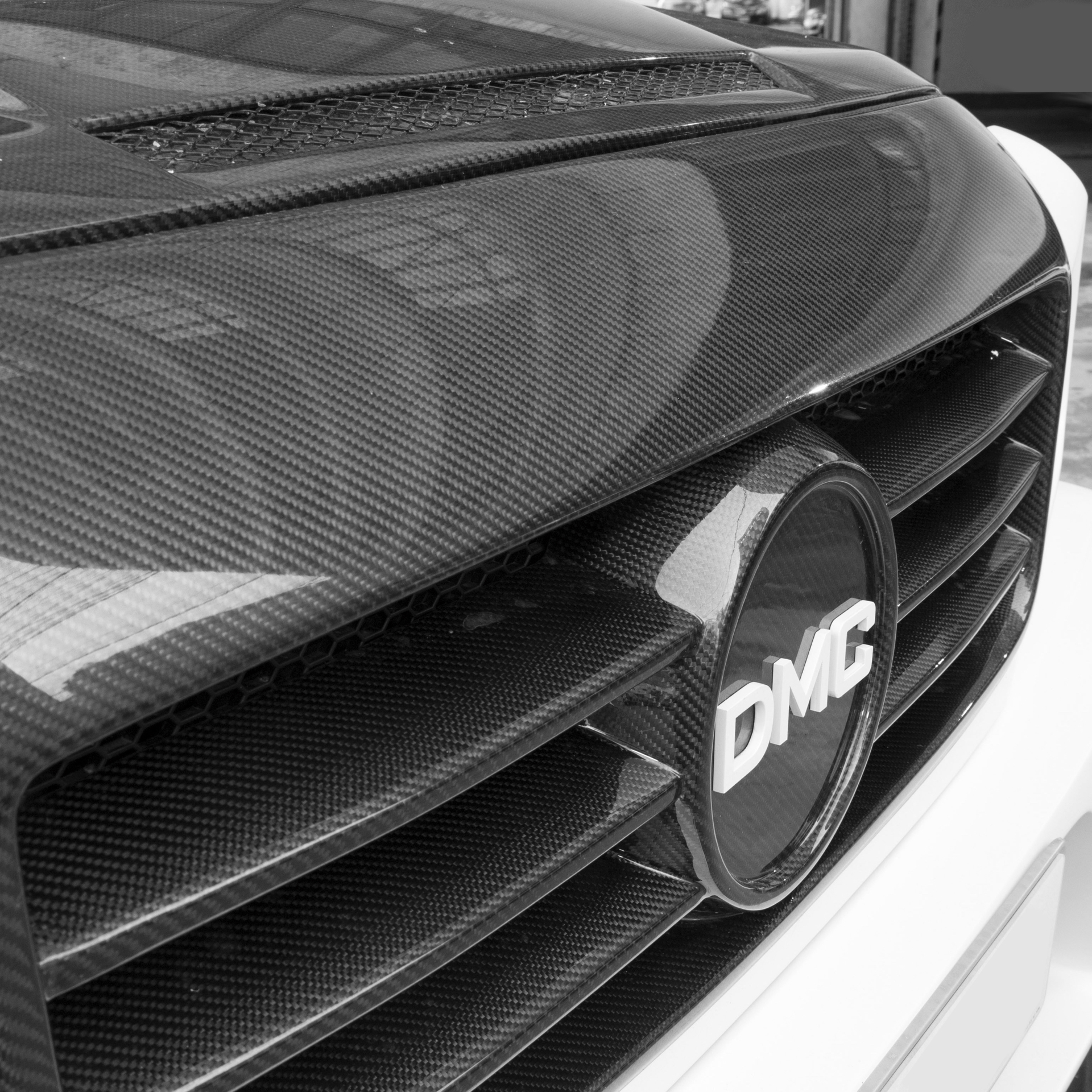 DMC G Class G65 ZEUS Carbon Fiber Wide Body kit
