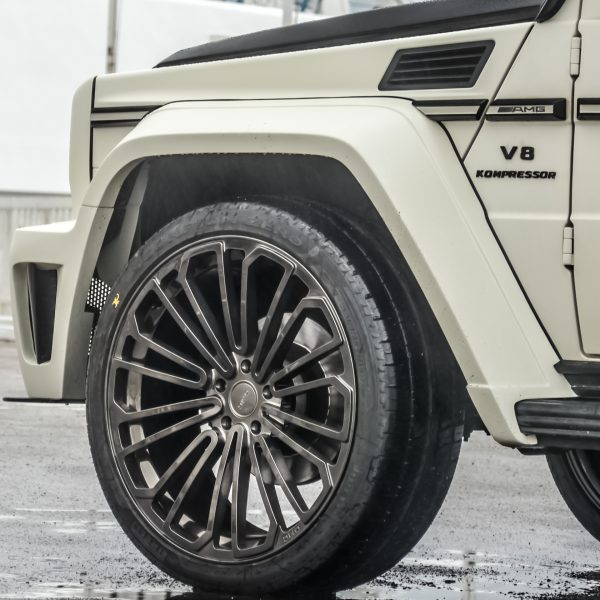DMC Mercedes Benz G Class G65 Carbon Fiber Wide Body Kit