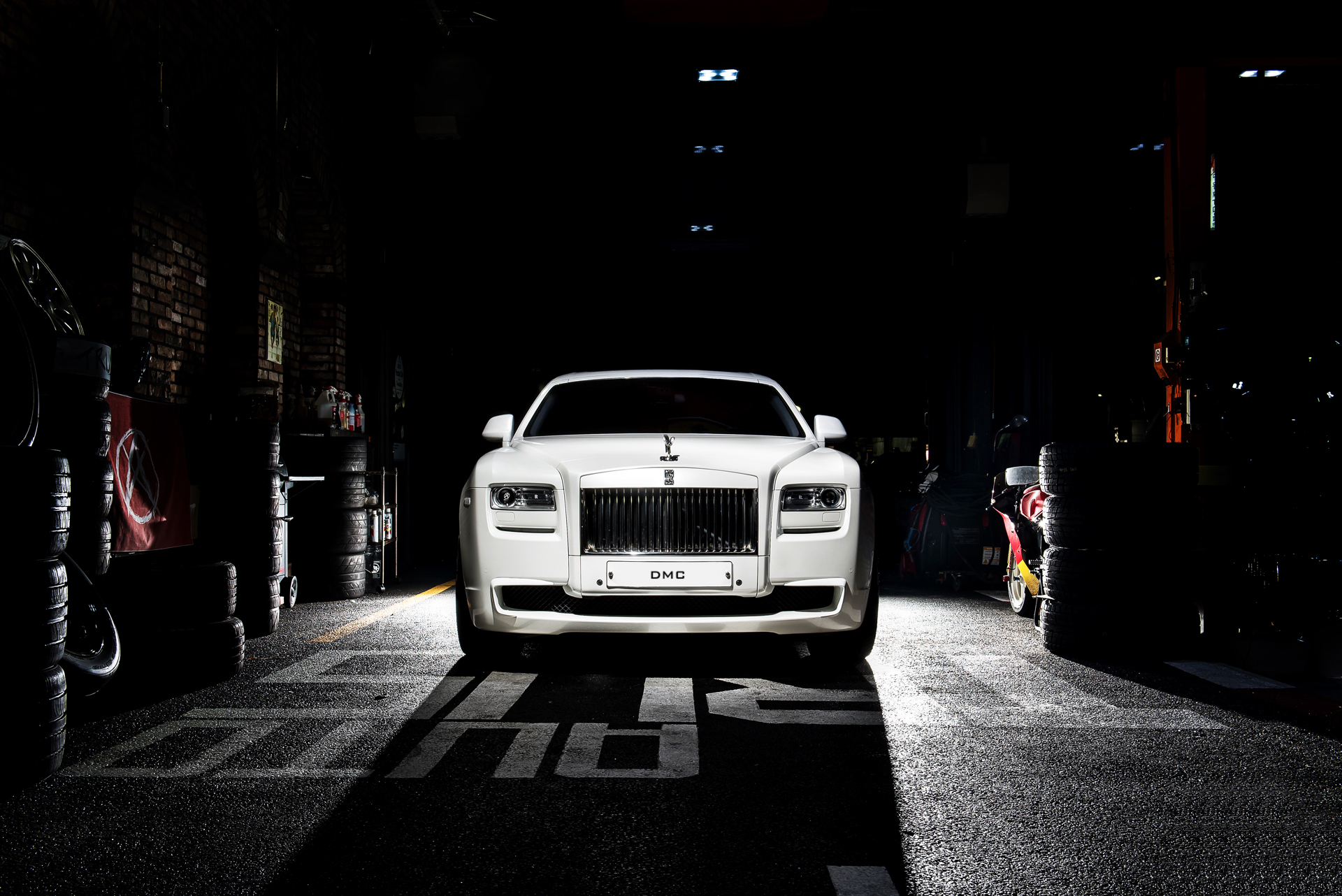 "DMC Rolls Royce Ghost ""SaRangHae"""