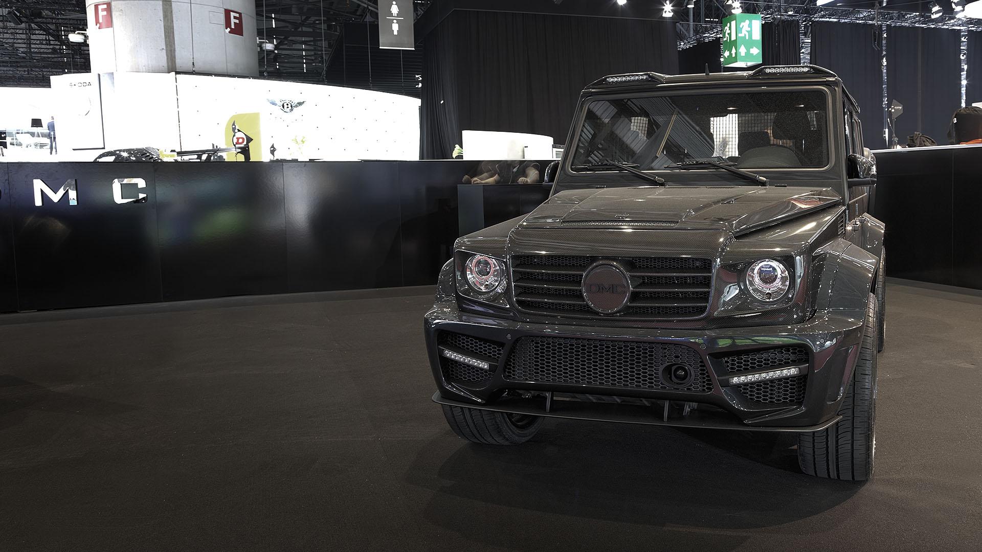 DMC G63 front bumper