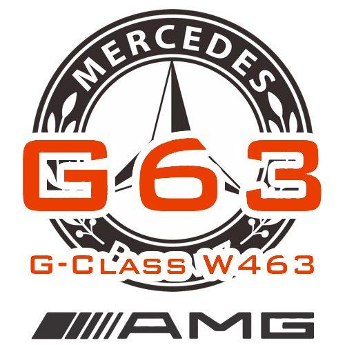 G63 W463
