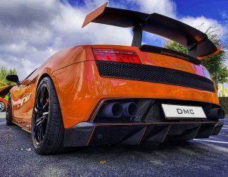 Lamborghini Supertrofeo Forged Carbon Fiber Stradale Wing
