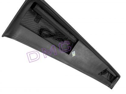 G63 AMG Mercedes Benz Forged Carbon Fiber Roof LED Light Bar