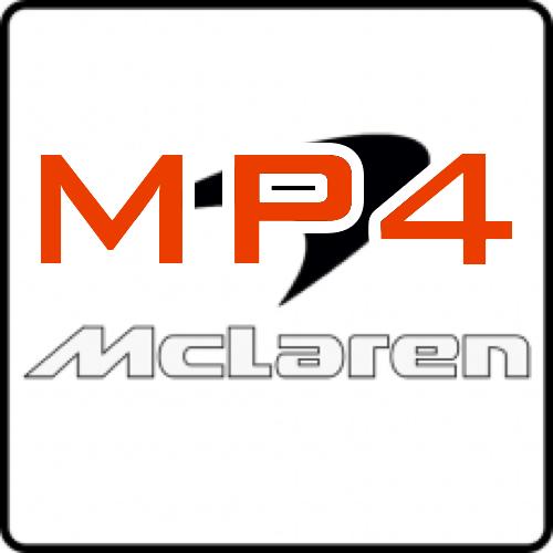 McLaren 12c MP4