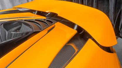 McLaren 720s Carbon Fiber Rear Fender Air Ducsts Covers