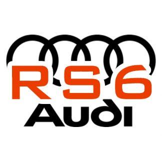 2013-2018 Audi RS6 S6 & Avant