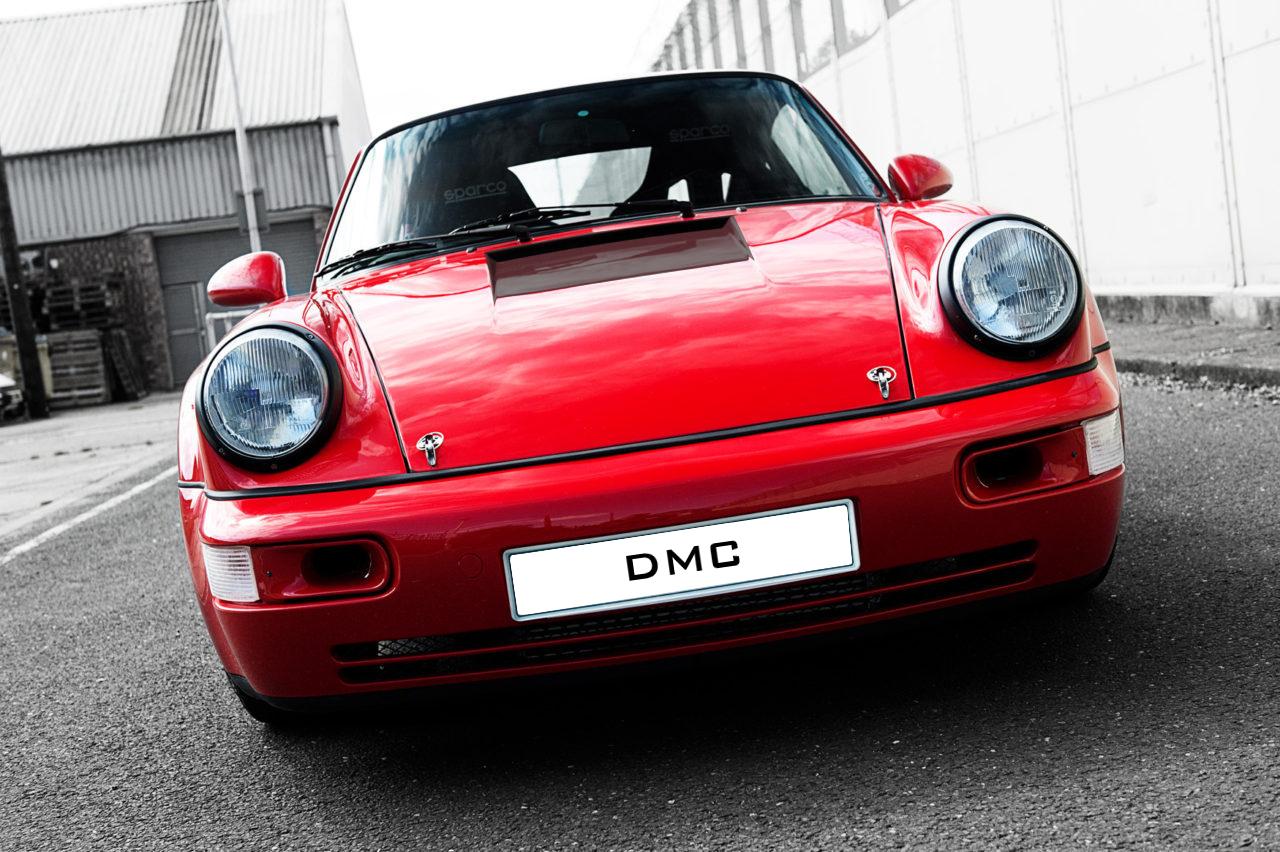 Porsche Dmc Rs 964 Carbon Fiber Front Hood Gt3 Rsr Bonnet Dmc
