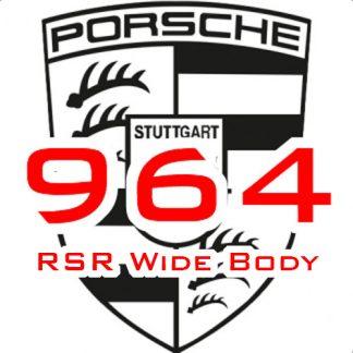 Porsche 964 RSR 1988 - 1993