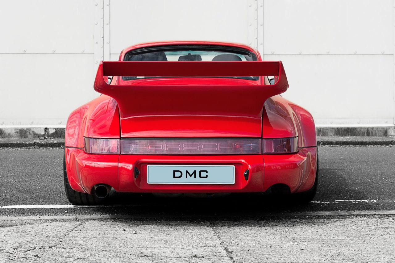 Porsche Dmc Rs 964 Carbon Fiber Wide Body Kit Gt3 Rsr Extension Flares Dmc