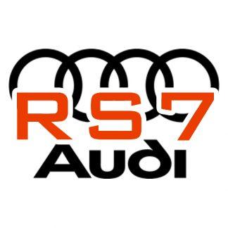 2012-2019 Audi RS7 S7 A7