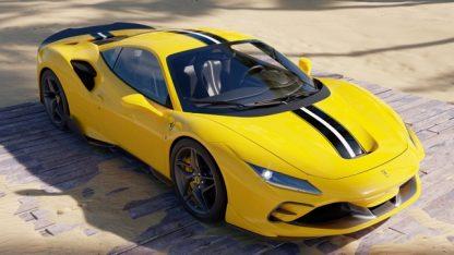 Ferrari F8 Pista