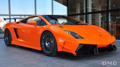 Lamborghini Supertrofeo Forged Carbon Fiber Body kit Bumpers
