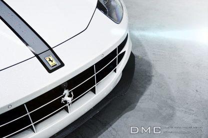 Forged Carbon Fiber Ferrari FF Front Lip Splitter