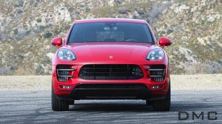 Porsche Macan Front Skid Plate
