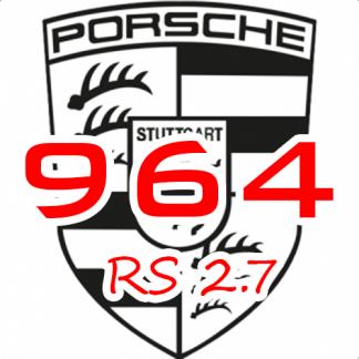 Porsche 964 RS 2.7 Classic 1969 - 1973
