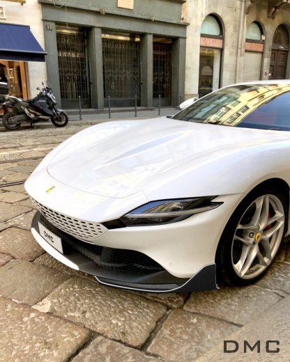 Ferrari Roma Body Kit Forged Carbon Fiber Front LIps