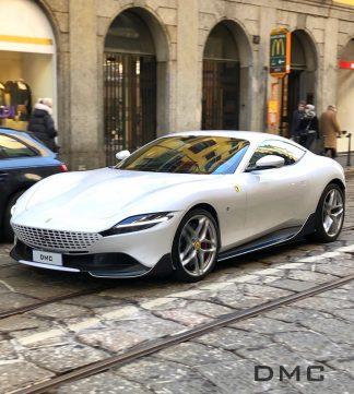 Ferrari Roma Body Kit Forged Carbon Fiber Side Skirts
