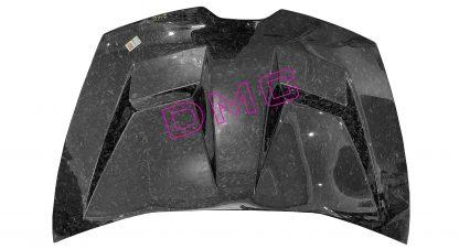 DMC Lamborghini Huracan STO Forged Carbon Fiber Front Hood Bonnet