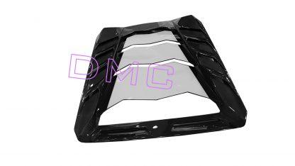 Lamborghini Huracan Carbon Fiber Engine Bonnet Hood Motor Cover Glass
