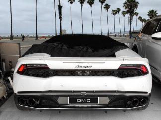 Lamborghini Huracan Duck Wing Spoiler Rear Trunk Edge