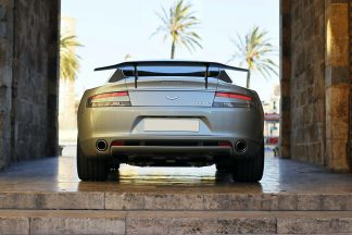 Aston Martin Rapide WIng Spoiler Carbon Fiber