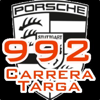 Porsche 992 Carrera & Targa