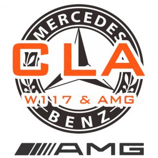 CLA-Class W117 & AMG