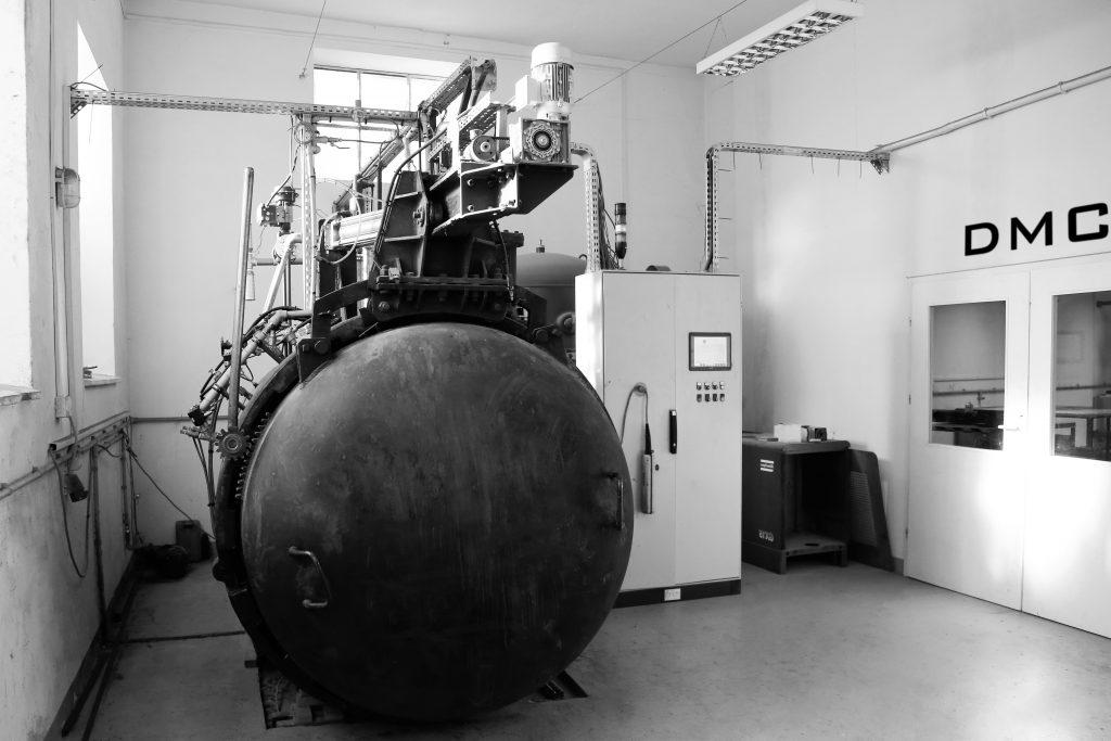 Autokalve Oven Carbon Fiber