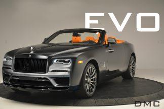 Rolls Royce Dawn Wraith Forged Carbon Fiber Front Bumper Black Series