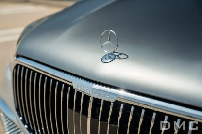 Mercedes Benz AMG GLS 600 Panamericana Front Grill FaceLift