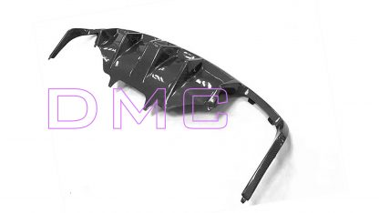 Porsche Macan Forged Carbon Fiber Rear Diffuser