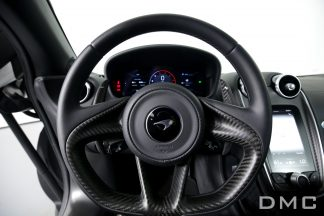 McLaren GT Carbon Fiber Interior Package Steering Wheel