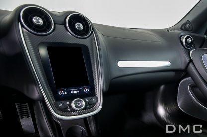 McLaren GT Carbon Fiber Interior Package Media Unit