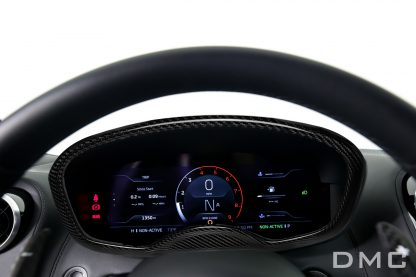 McLaren GT Carbon Fiber Interior Package Dashboard Trims