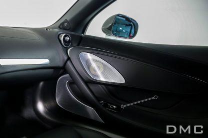McLaren GT Carbon Fiber Interior Package Door Trims