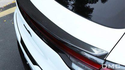 Porsche Macan Forged Carbon Fiber Trunk Spoiler