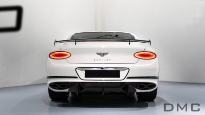 Bentley Continental GT 2021 Forged Carbon Fiber Rear Wing Spoiler