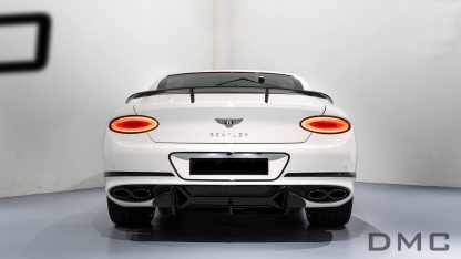 Bentley GTC Continental GT Coupe Forged Carbon Fiber Rear Wing Spoiler