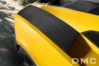Lamborghini Gallardo Superleggera Carbon Finer Rear Fender Panels