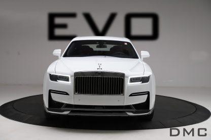 DMC Rolls Royce Ghost 2021 Series 3 Carbon Fiber Front Lip