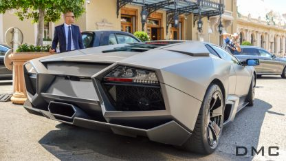 Lamborghini Murcielago Reventon Forged Carbon Fiber Body Kit