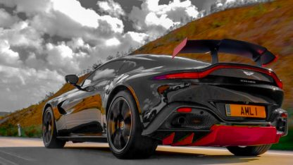 Super Trofeo Stradale Forged Carbon Fiber Wing Spoiler