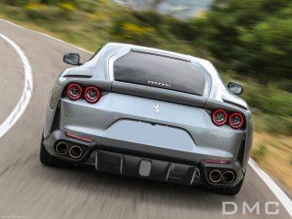 DMC Ferrari 812 Rear Diffuser Carbon Fiber
