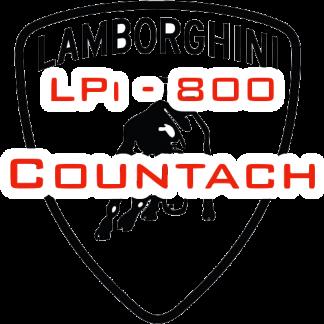 Countach LPi-800